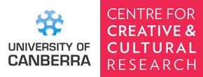 The Centre for Creative and Cultural Research (CCCR) at University of Canberra