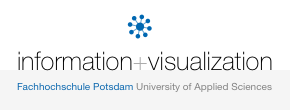 information+visualization at Potsdam University of Applied Sciences